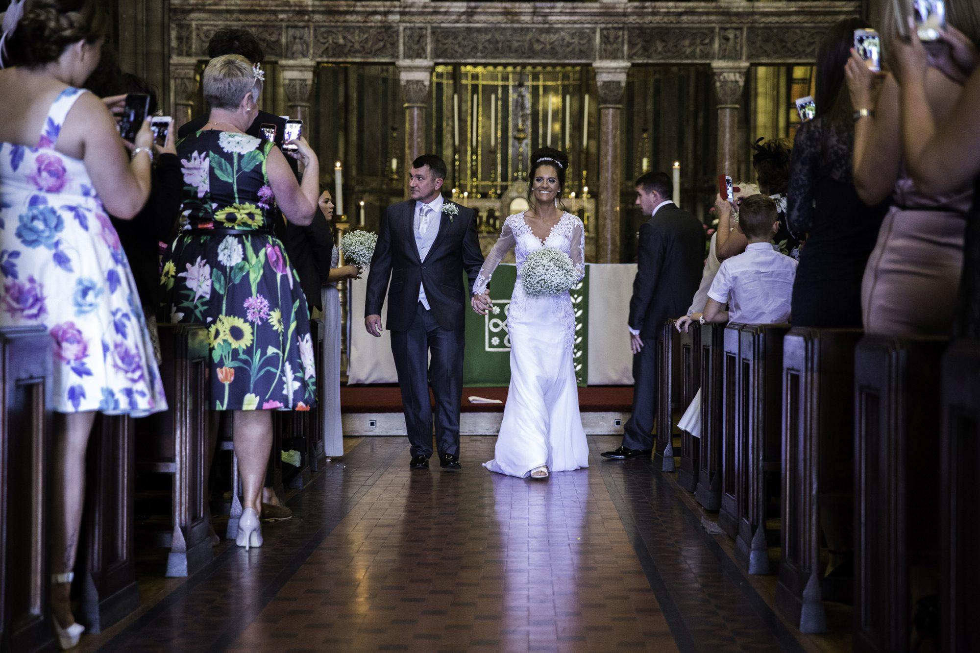 Just MarriedWedding Photography Portfolio Manchester