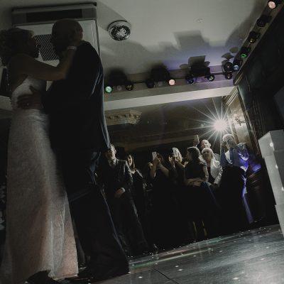 Bredbury Hall Wedding Dance
