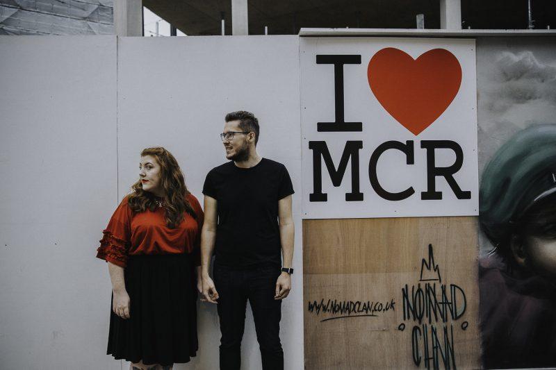 Pre Wedding Photography Manchester