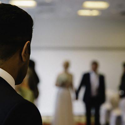 Hilton Manchester Deansgate Wedding