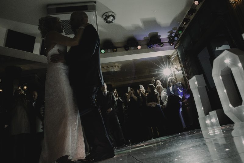 Bredbury Hall Wedding Dance