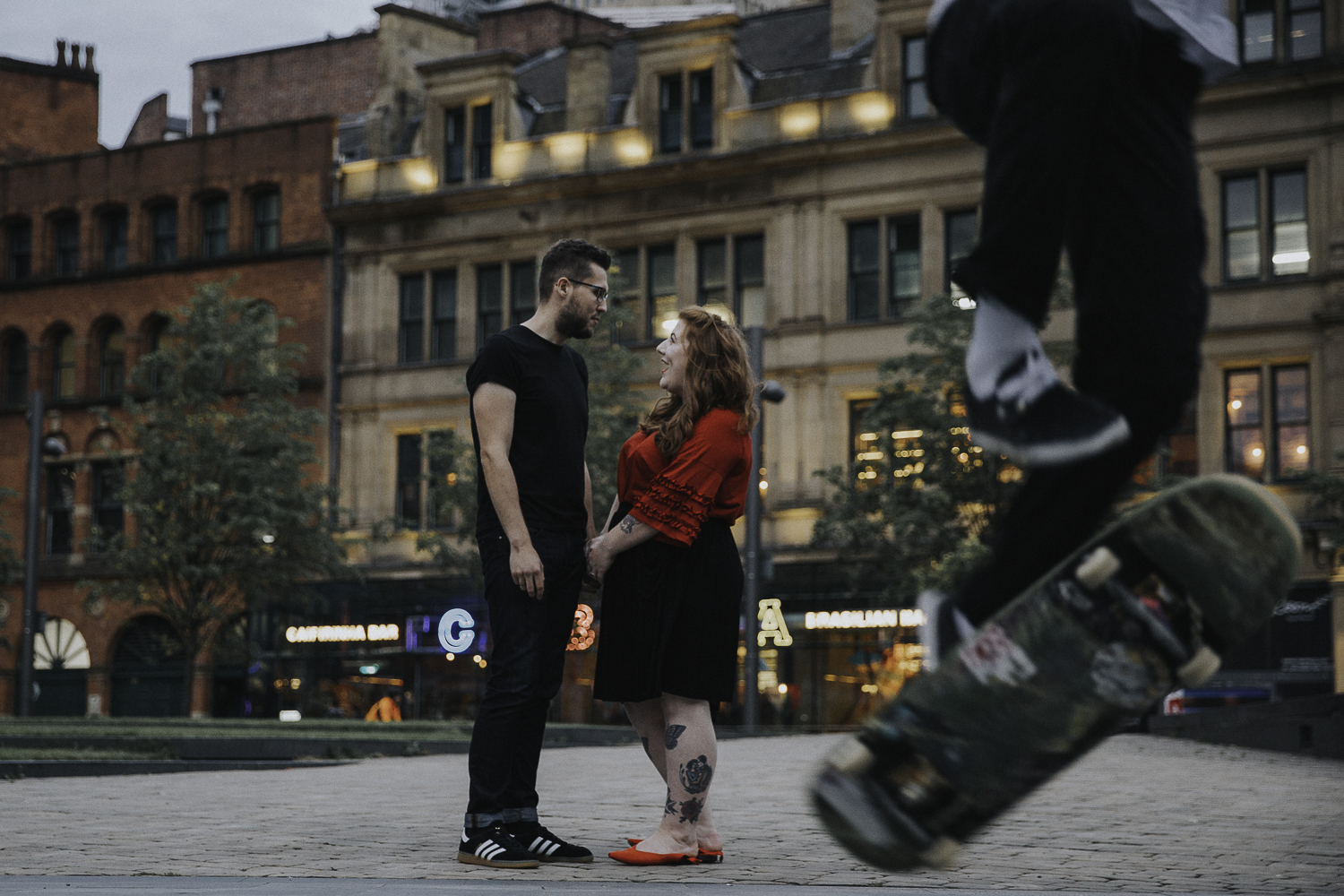 Pre Wedding Photography Manchester