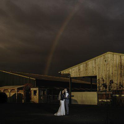 Owen House Wedding Barn, Rainbow, wedding