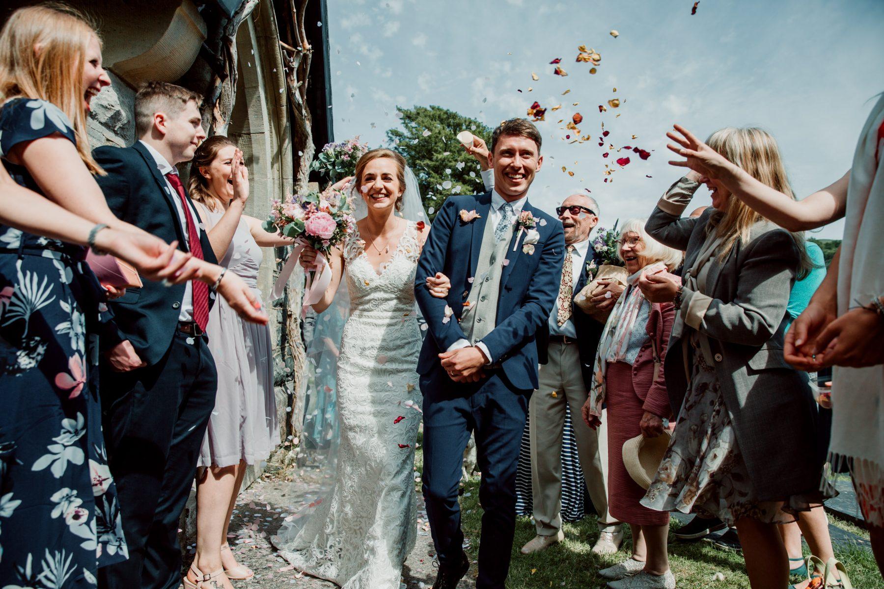 Gwenfrewri Project wedding
