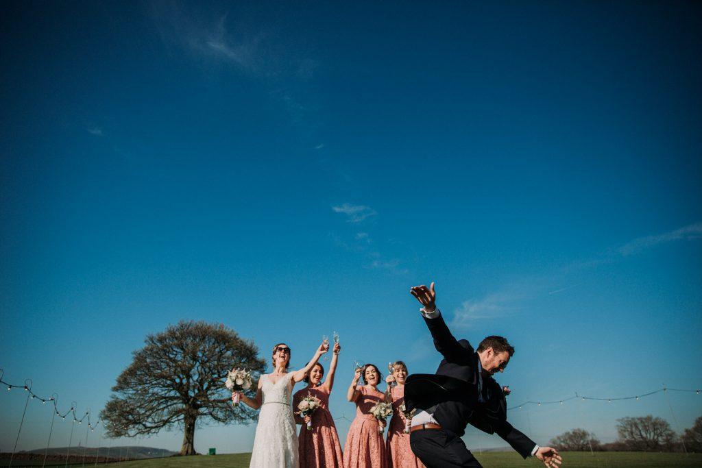 Cheshire wedding photographer, Drew Findlay